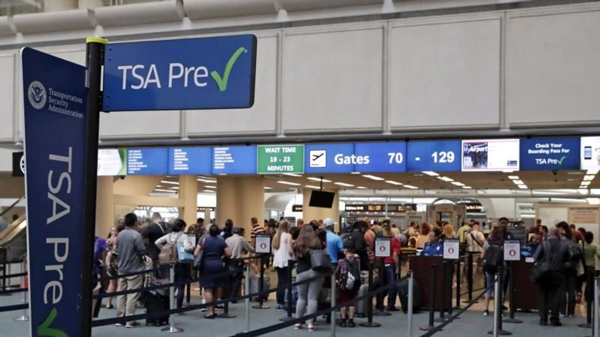 As Shutdown Drags on, Fears of Air Travel Disruptions Grow