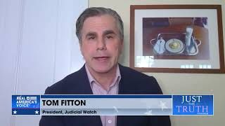 "Judicial Watch Tom Fitton - ""We found out that this wasn't just a private operation."""