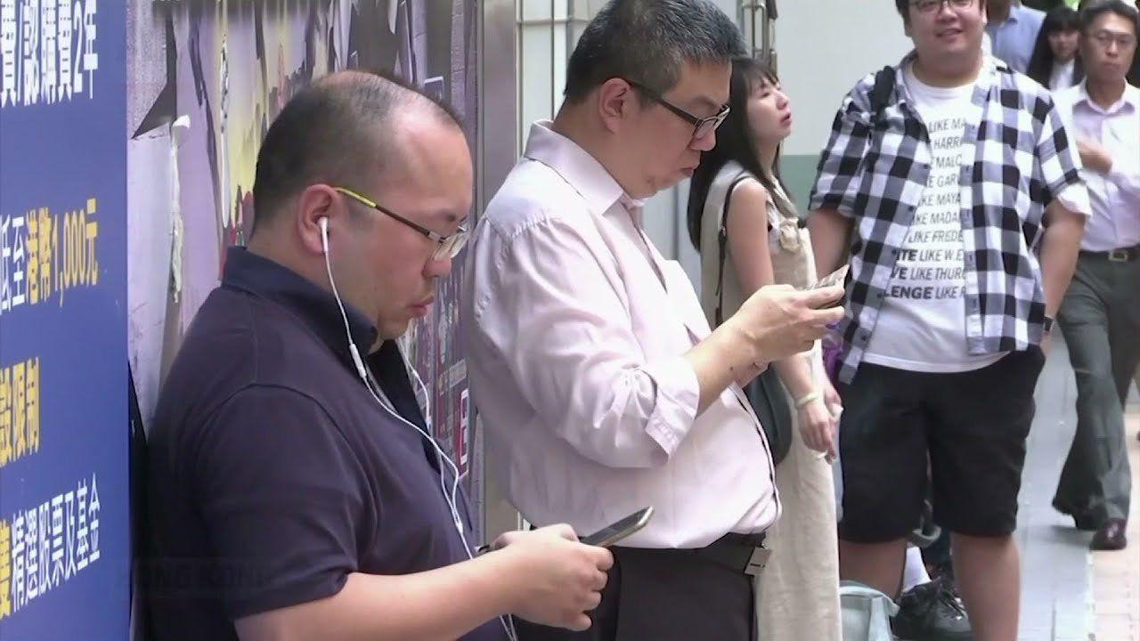 Twitter cuts accounts aimed at Hong Kong protests