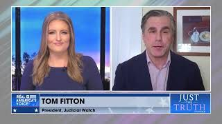 "Judicial Watch Tom Fitton - ""The left wants to be able to steal elections."""