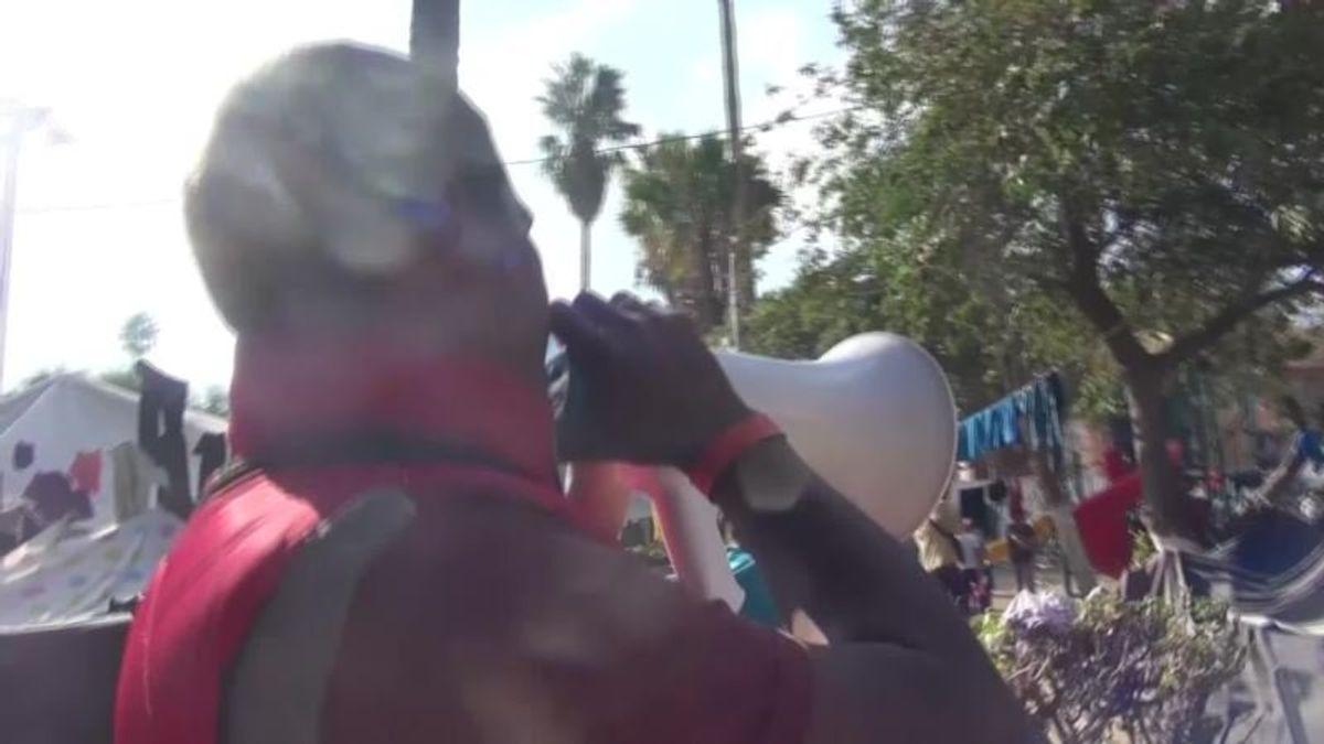 Migrants in Tijuana Hopeful About Entering US Despite Homeland Security Warnings