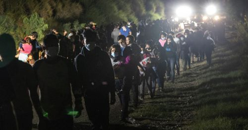 Nearly 200,000 border encounters in September alone, bringing annual total to 1.7 million: CBP