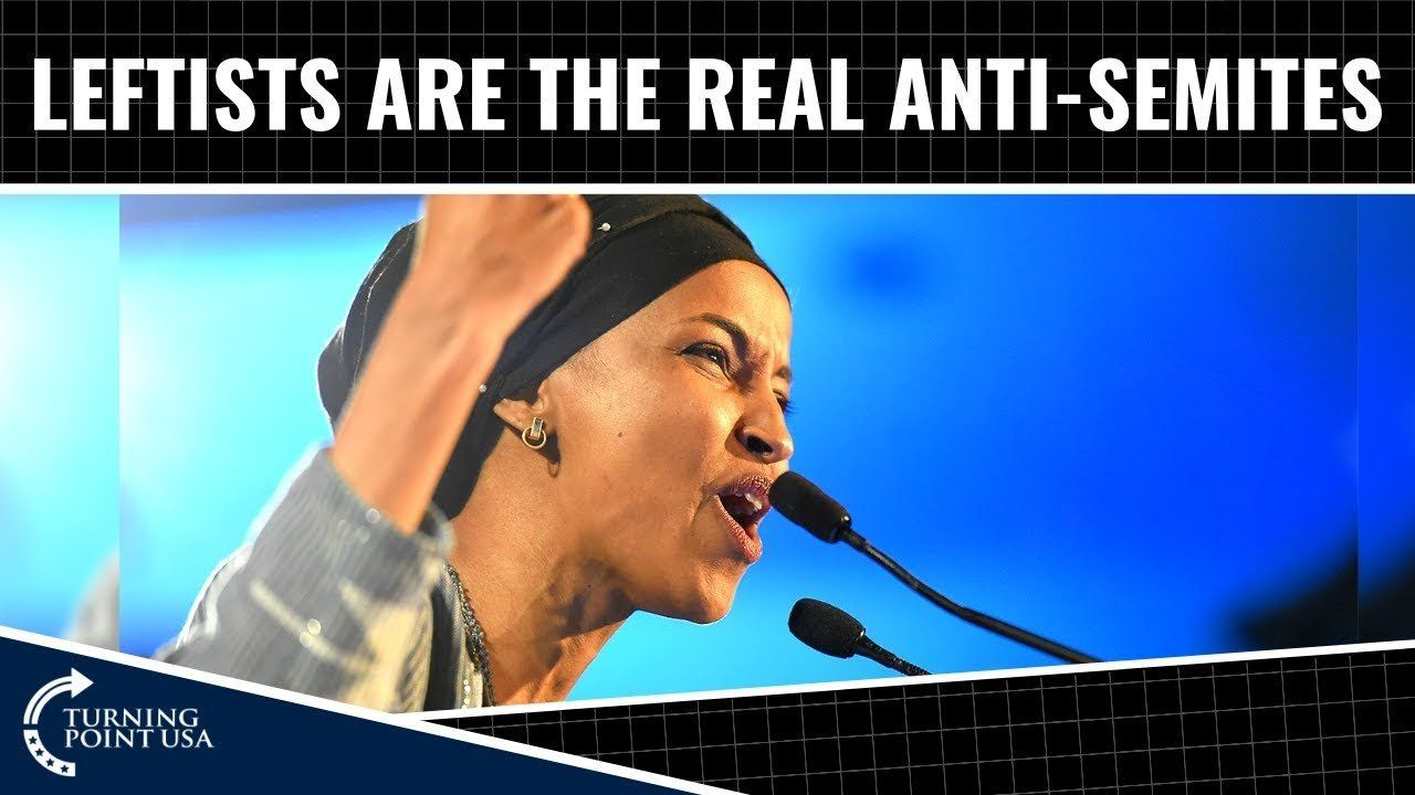 Leftists Are The Real Anti-Semites