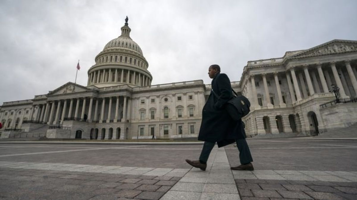 First Bill of New US Congress, on Middle East Policy, Stalls in Senate