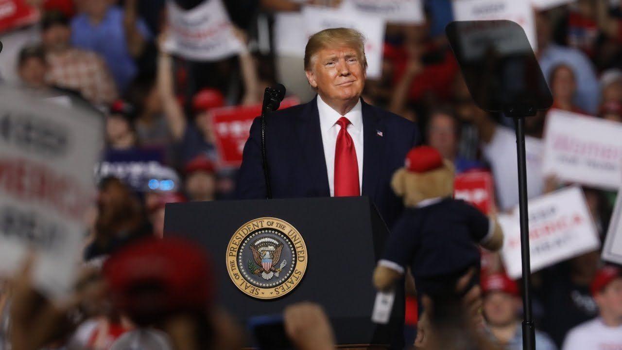 FEC asks Trump to stop voter fraud allegations