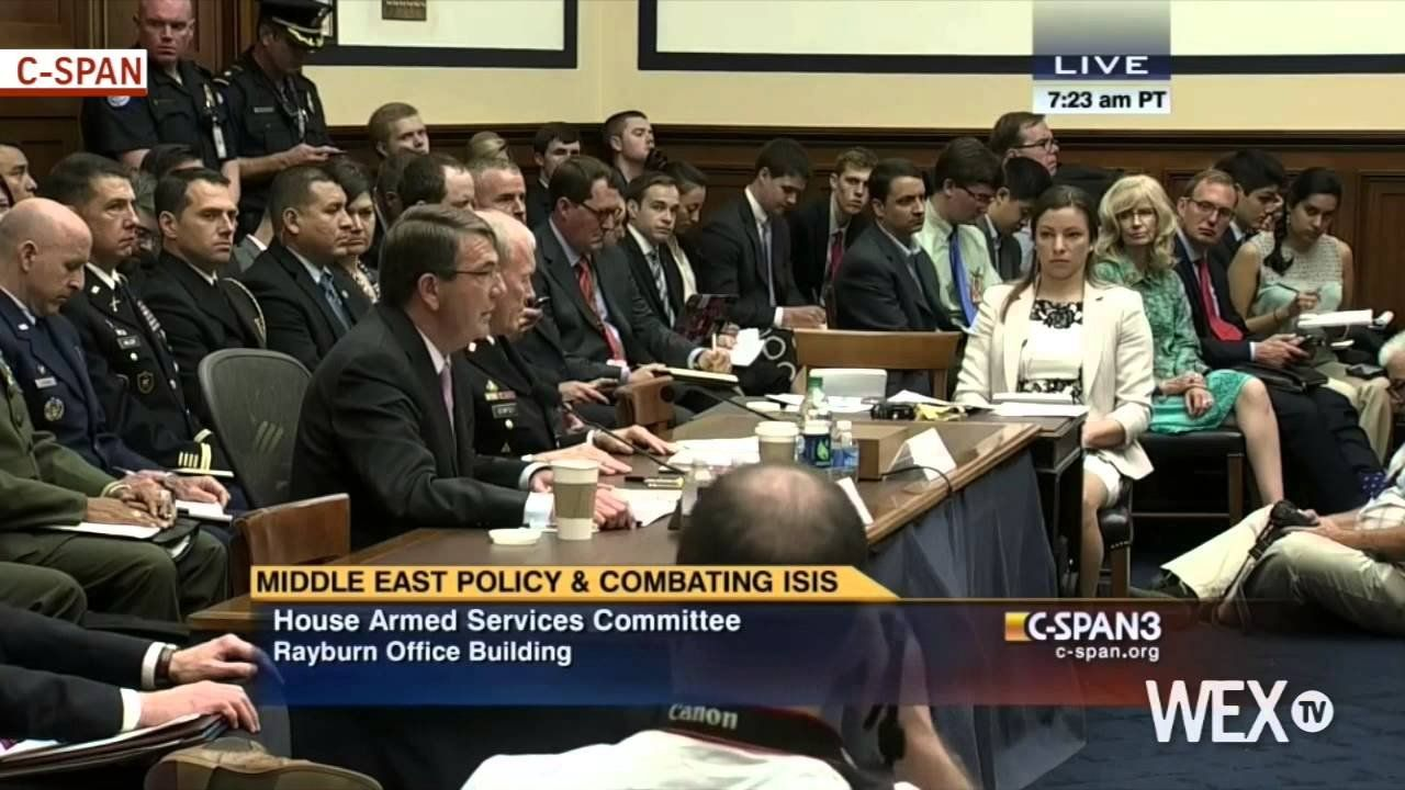 Defense Sec. Ashton Carter details new focus for U.S. strategy against ISIS in Iraq