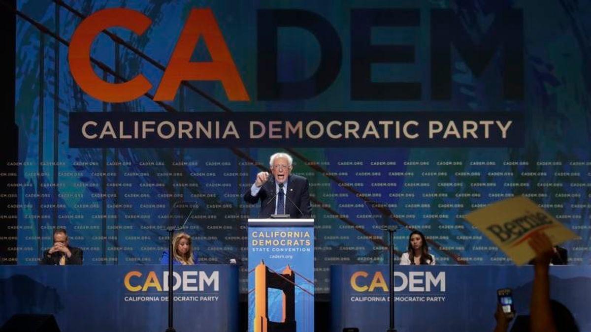 Sanders Kicks Fight Against Trump Into High Gear