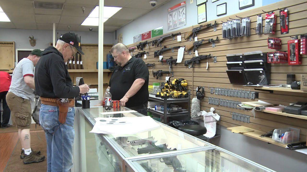 Nancy Pelosi urges Senate to take up gun legislation