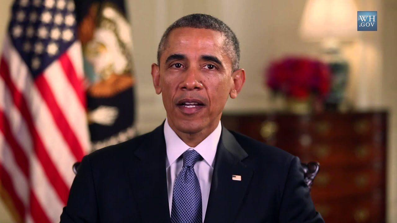 Obama touts employment gains