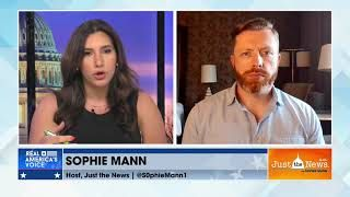 Rogan O'Handley explains how deep possible collusion goes between Twitter and former CA Sec of State