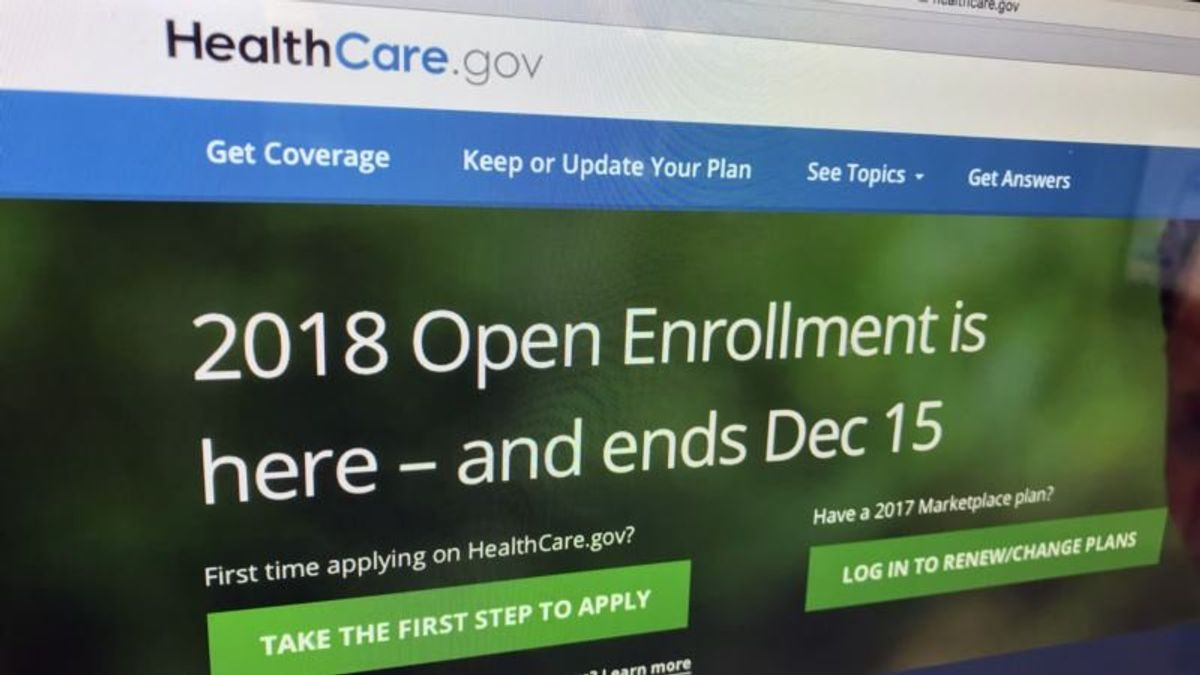 Hackers Breach HealthCare.gov System, Get Data on 75,000