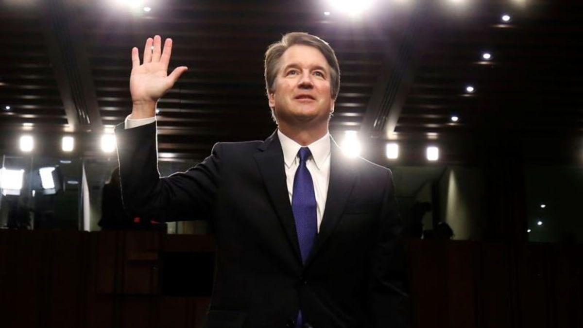 Nominee Brett Kavanaugh: 'I Am a Pro-Law Judge'