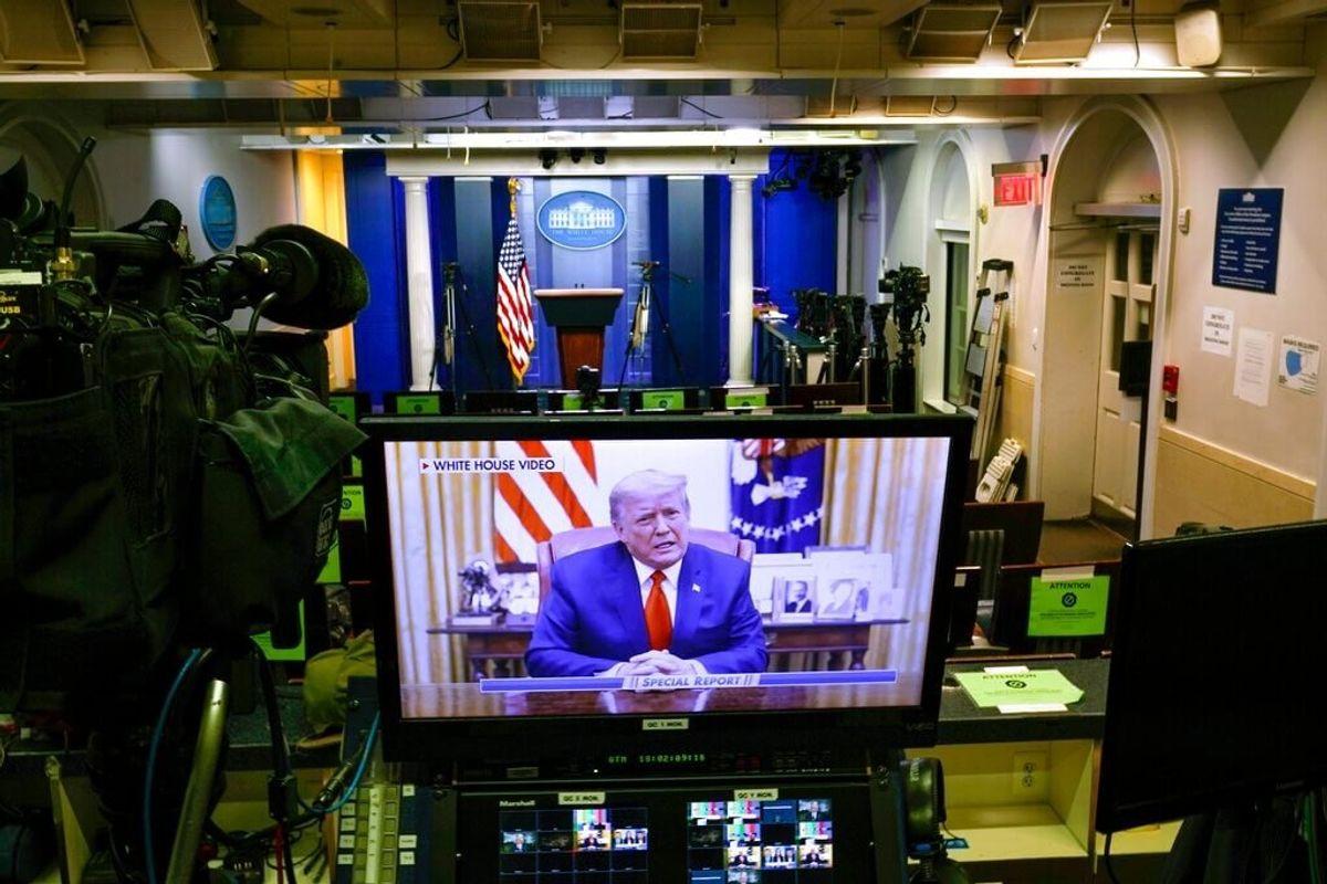 Can Trump Pardon Himself Before He Leaves Office?