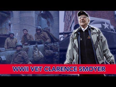 Newsmaker: Clarence Smoyer