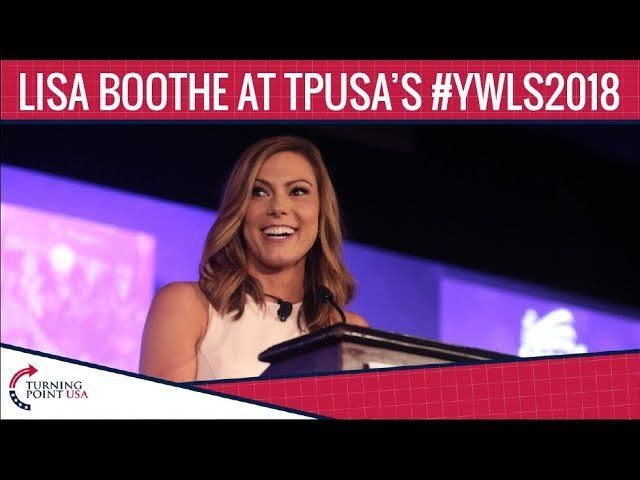 Lisa Boothe At TPUSA's Young Women's Leadership Summit 2018
