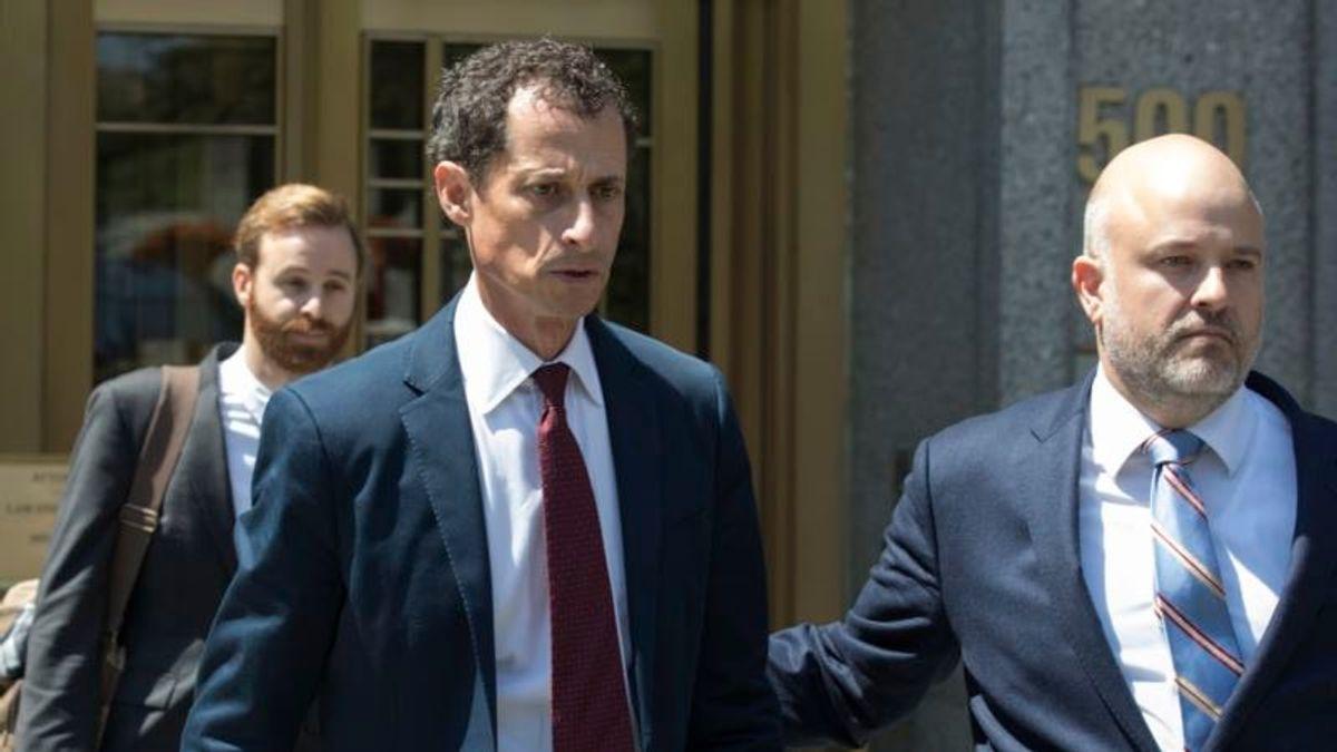 Ex-lawmaker Weiner Must Register as Sex Offender