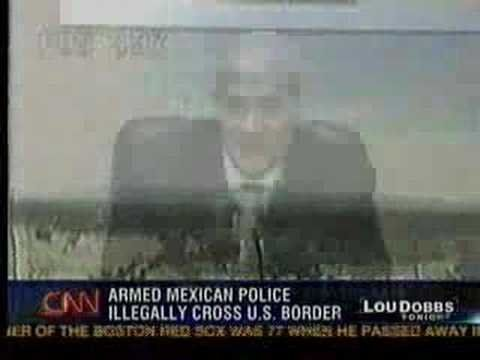 Mexican Incursions into the US