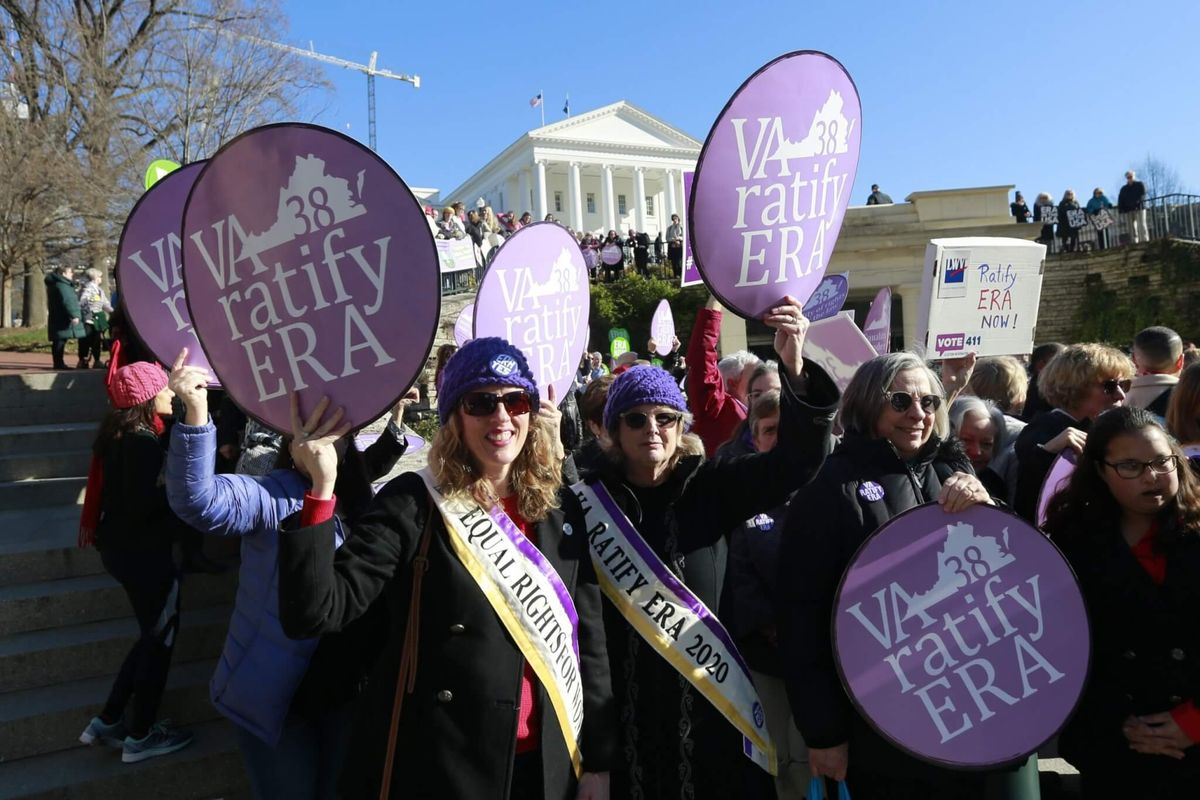 US House Acts to Remove Deadline for Equal Rights Amendment