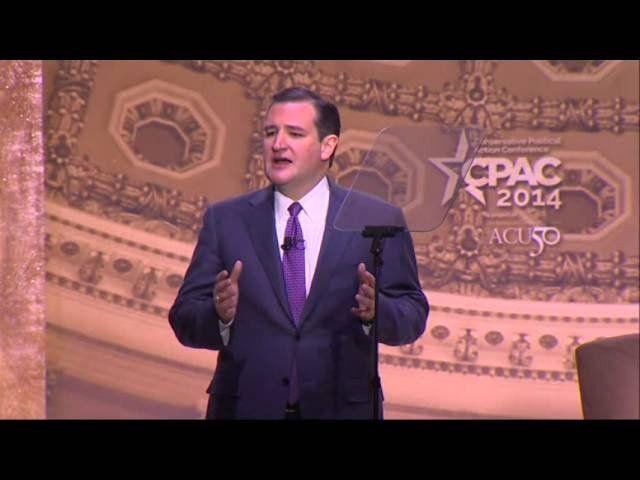 Sen. Ted Cruz: Washington is corrupt