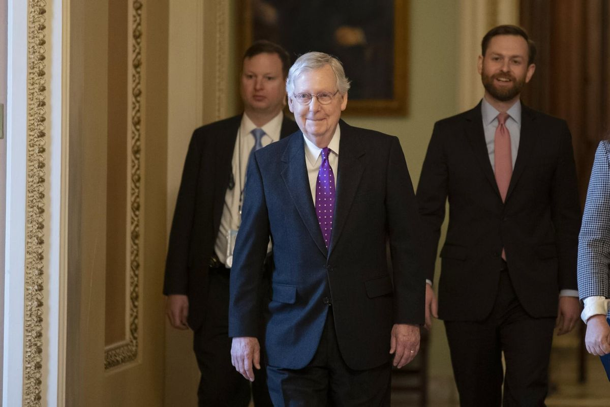 Senators Give Speeches Ahead of Expected Vote to Acquit Trump in Impeachment Trial
