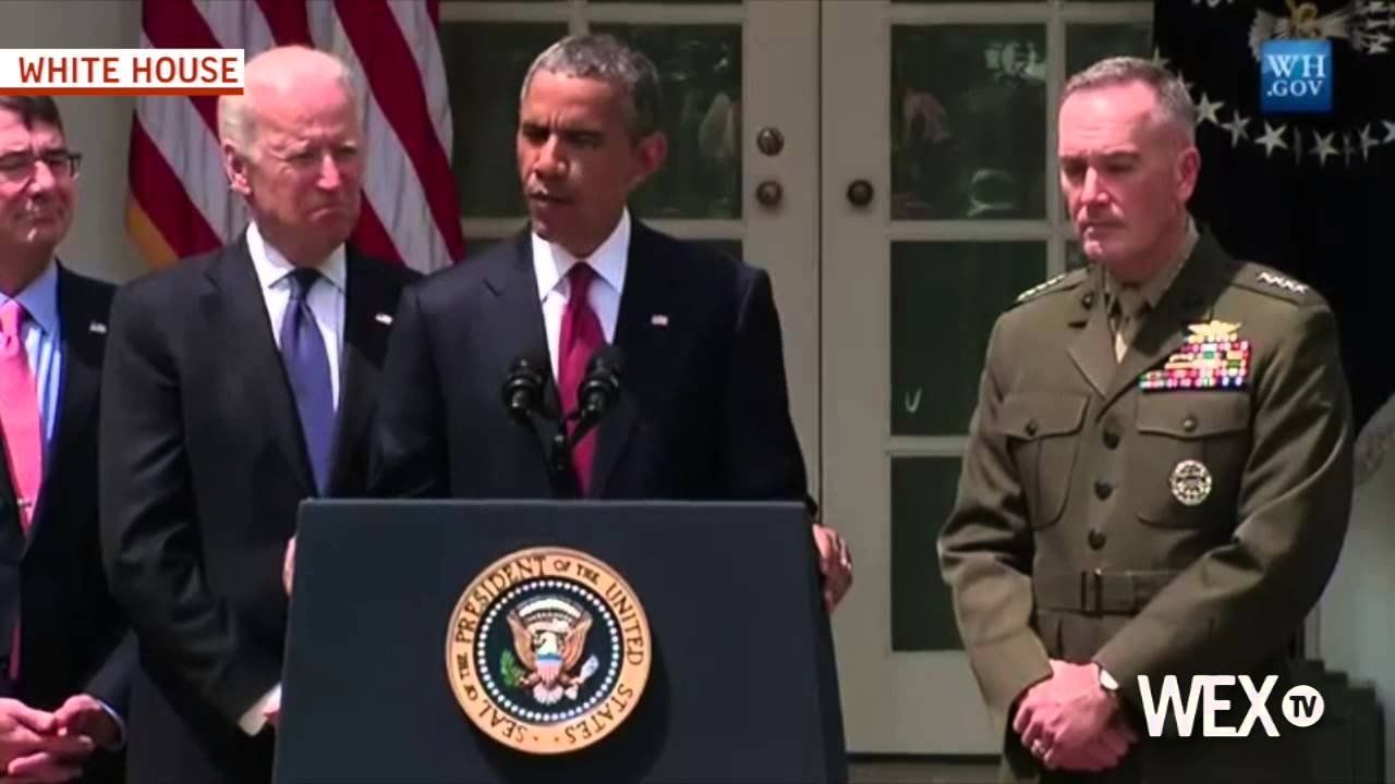 USMC Gen. Dunford selected as next Chairman of Joint Chiefs