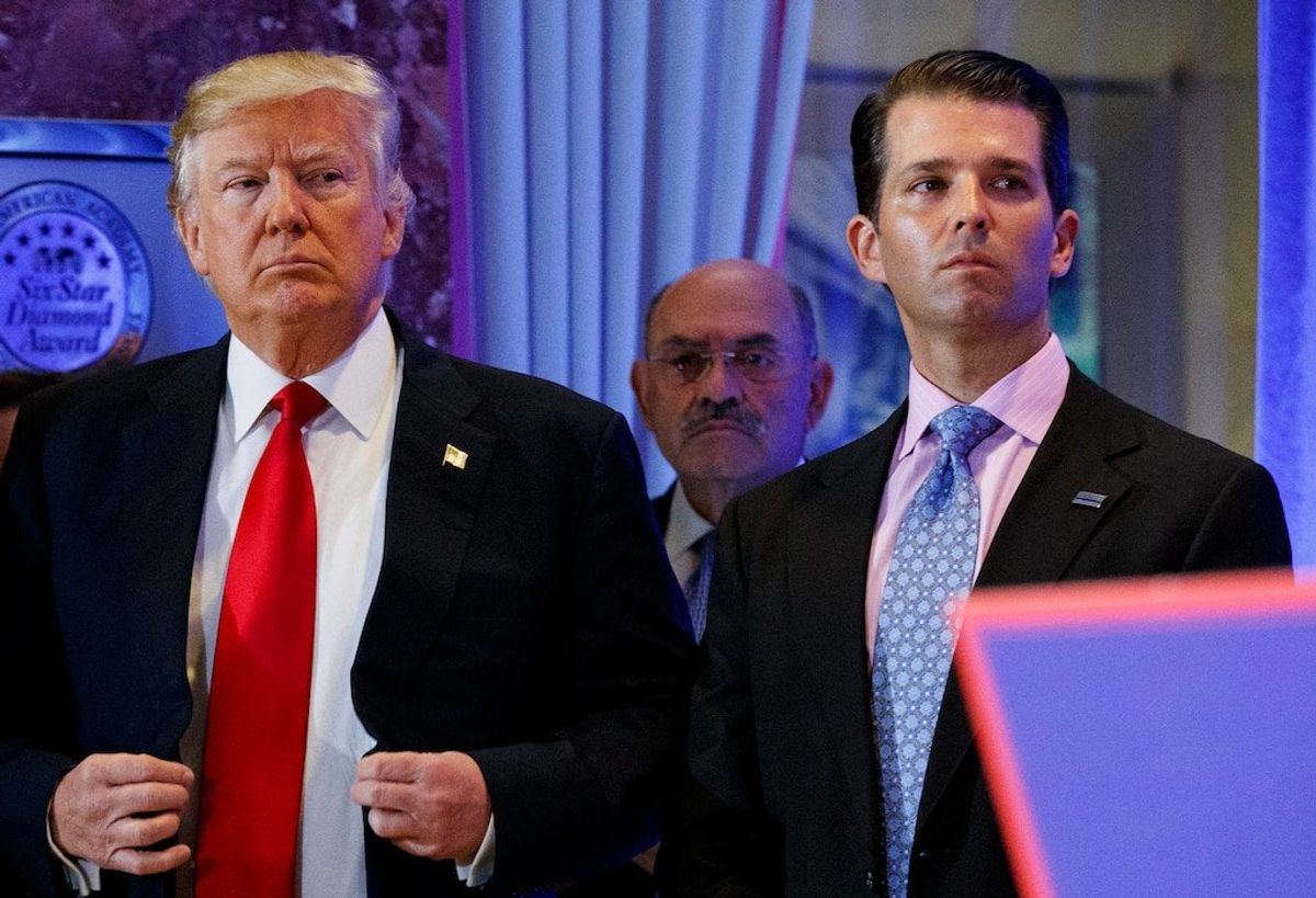 Charges Expected Thursday for Trump's Company, Top Executive