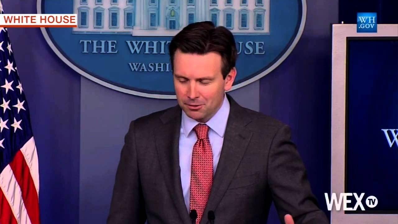 White House: We're not snubbing NATO chief