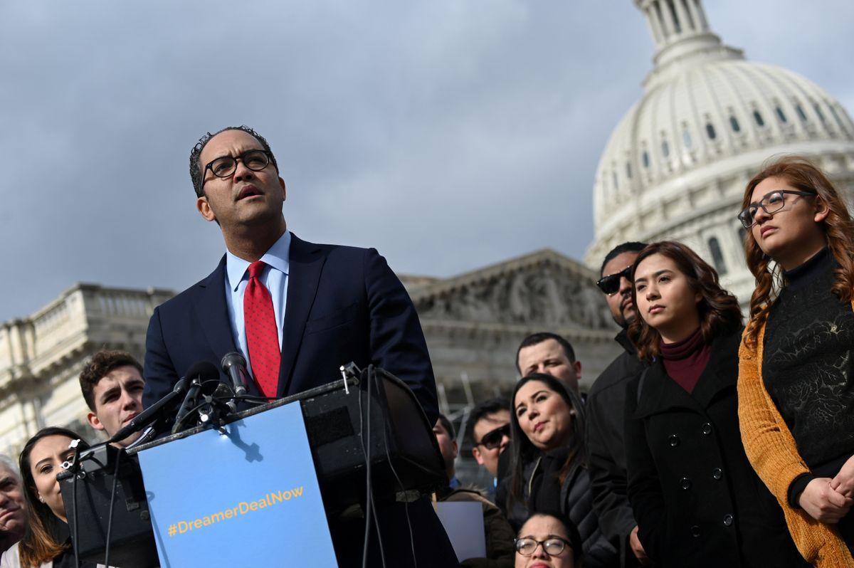 Congressman Will Hurd, Lone Black House Republican, Won't Run Again