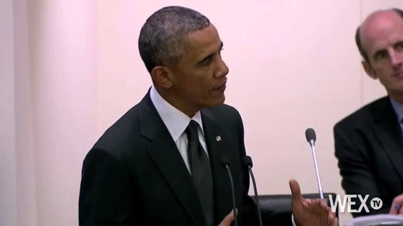 Obama: 'Not moving fast enough' to fight Ebola