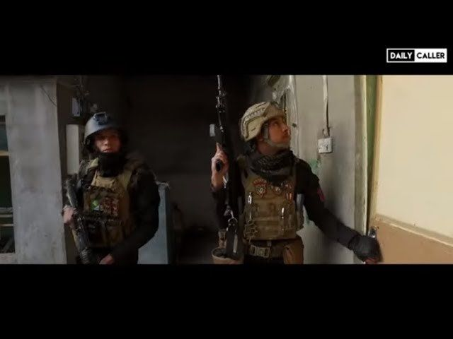 """""""Mosul"""" Documentary Will Take You Behind Enemy Lines"""