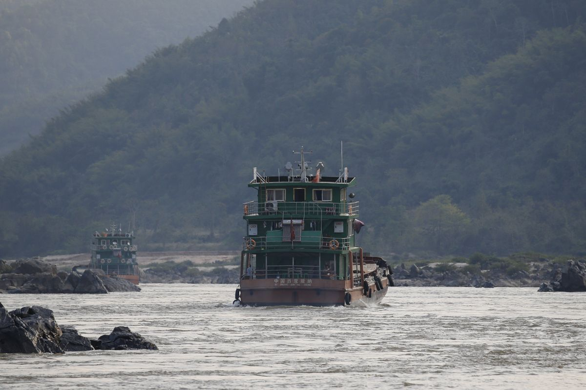 Mekong Region Grows More Important to China-US Relations