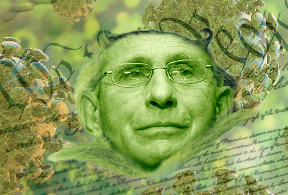 THE GRINCH WHO STOLE FREEDOM