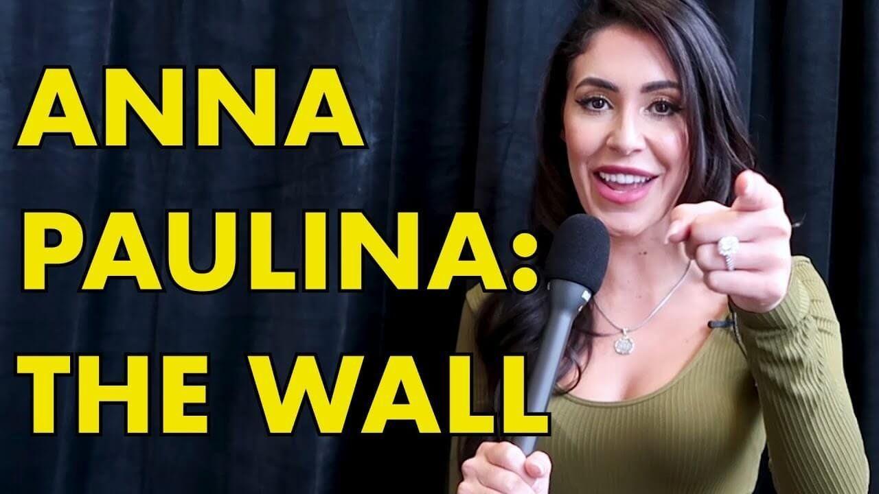 TRUMP WALL: Anna Paulina Talks Hispanic Vote & Border Wall