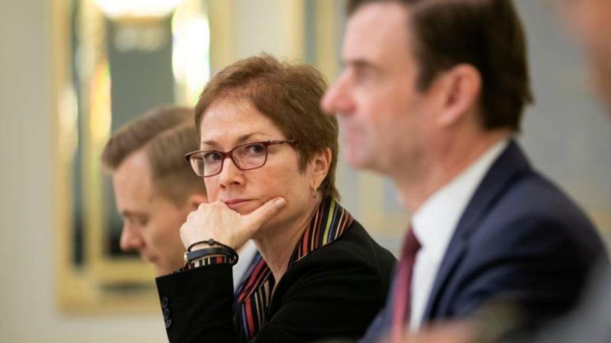 US Recalls Ukraine Ambassador; Democrats Cry 'Hit Job'