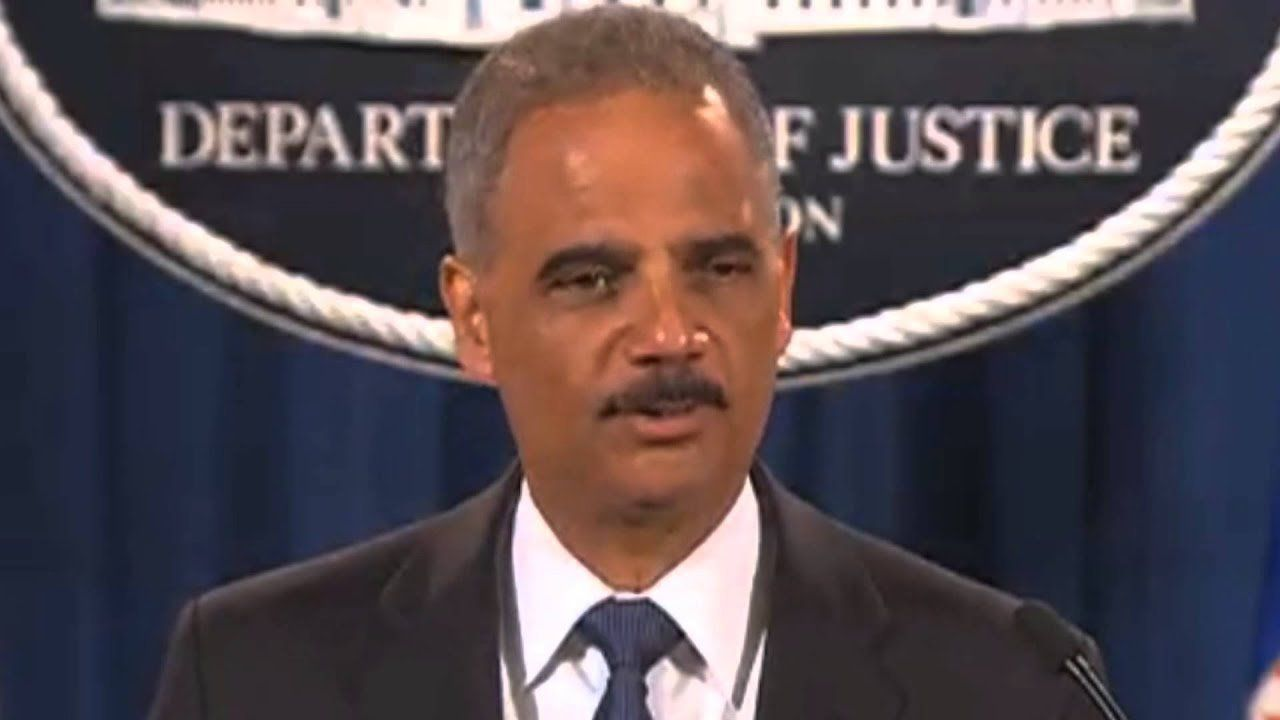 Eric Holder leads investigation into Ferguson