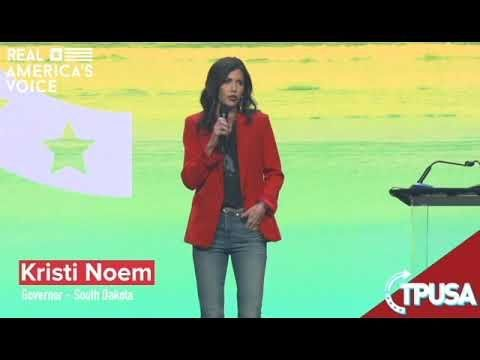 Kristi Noem – When we started all of this I listened.