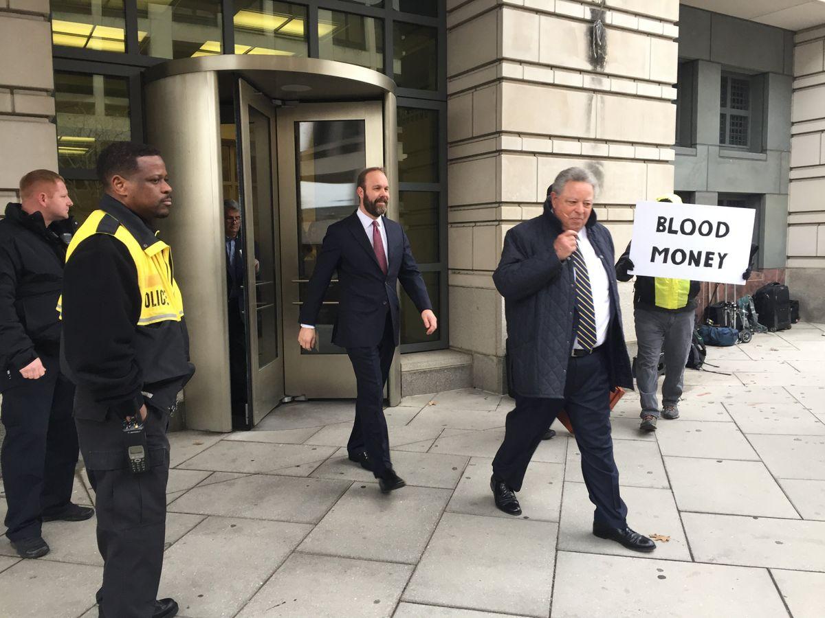 Key Mueller Cooperator Gates Testifies in Trial of DC Lawyer