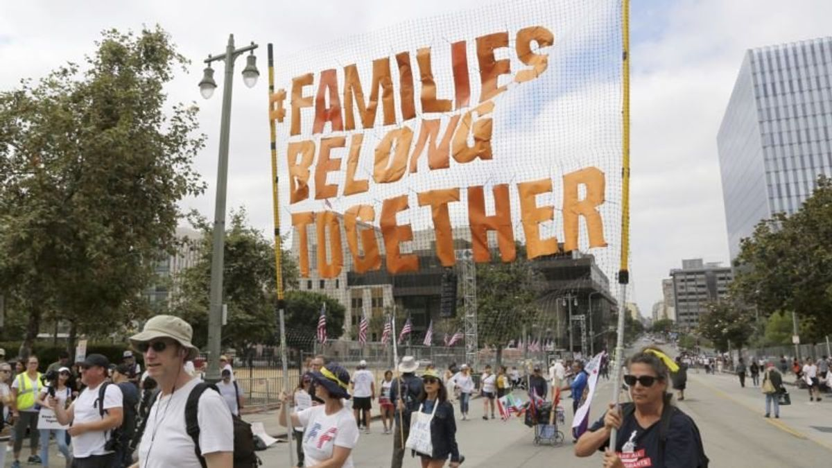 ACLU: Children, Parents Unlikely to be Reunited by Deadline