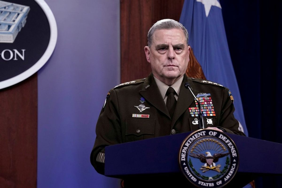 New Book: Top US Military Leader Moved to Thwart Possible Overseas Attack