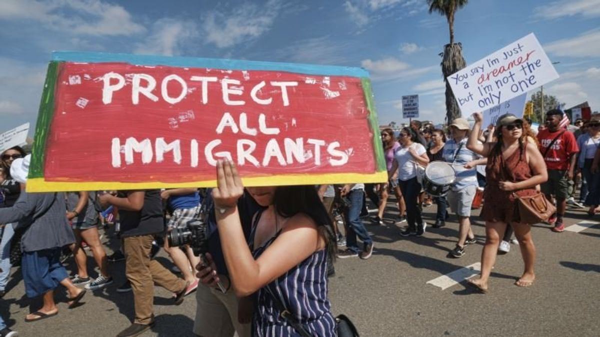 Immigration Supporters Optimistic After Midterm Results