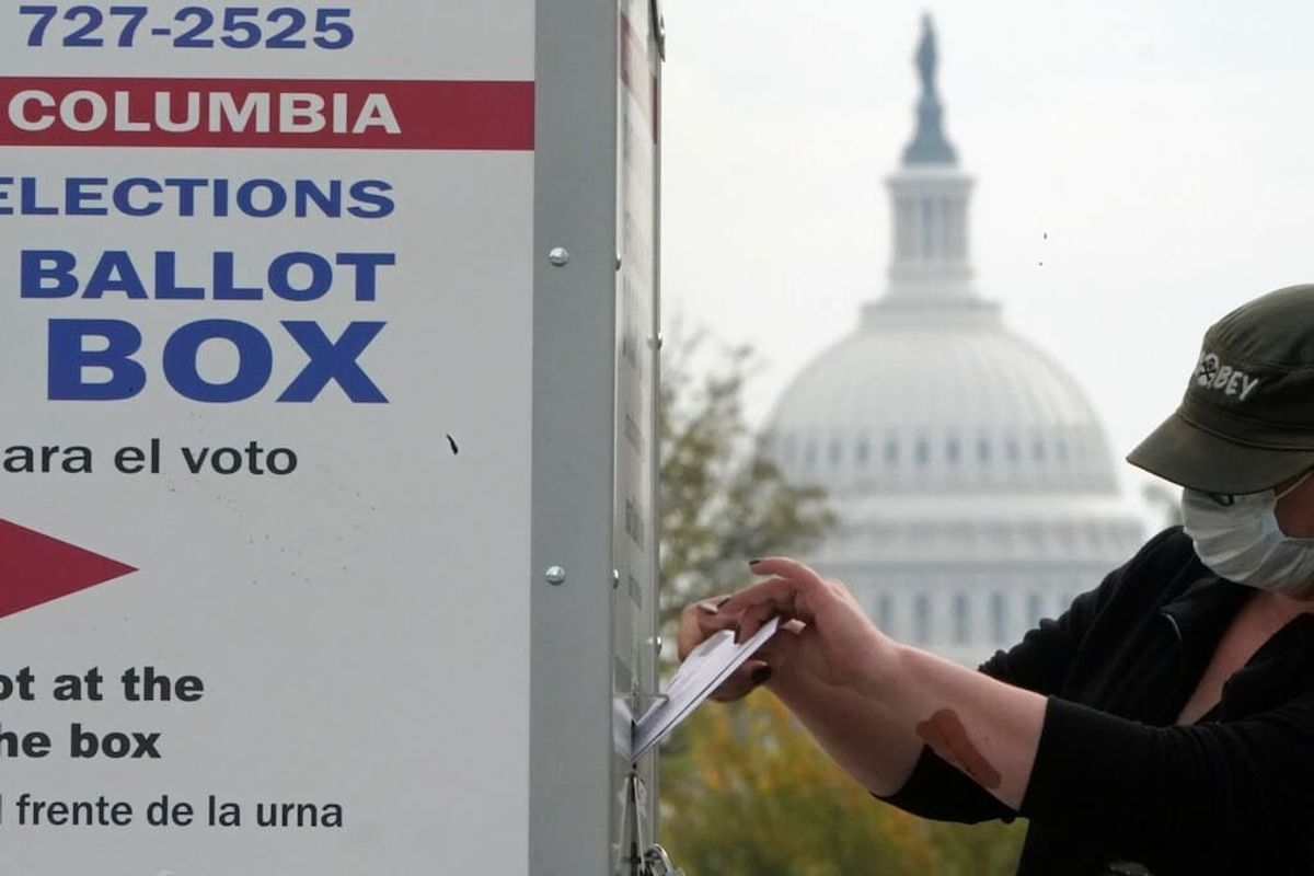 Control of US Senate at Stake on Election Day