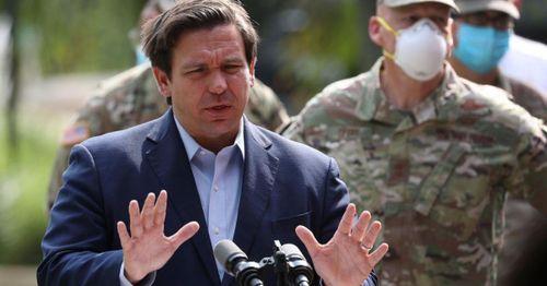 Florida DeSantis vows to send police officers to help Texas, Arizona protect U.S.  border