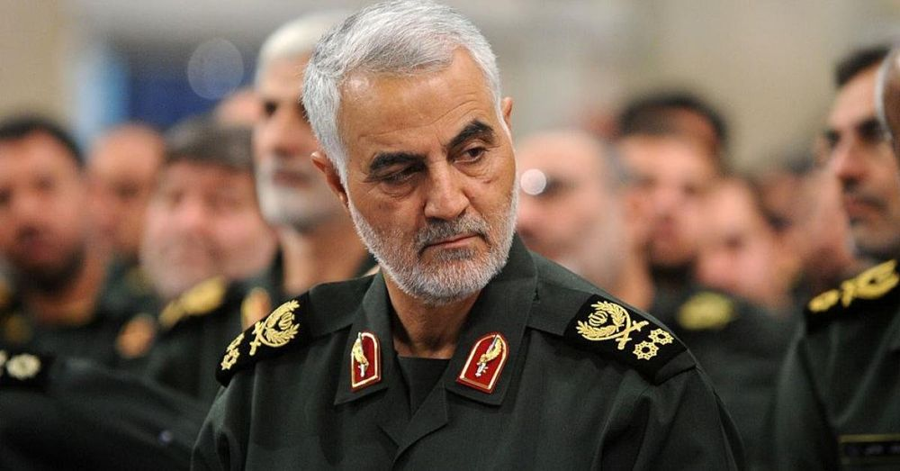 """Undersecretary of defense for policy nominee: World """"is probably a better place without"""" Soleimani"""