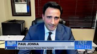 Paul Jonna says Thomas More Society helps Americans fight for truth