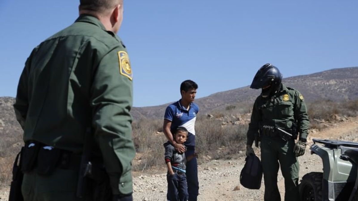 US Says It Will Release, Reunite 50 Immigrant Children