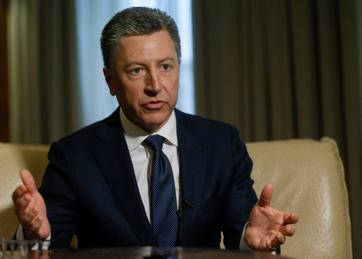 Kurt Volker Set to Testify in Inquiry of Trump's Ukraine Dealings