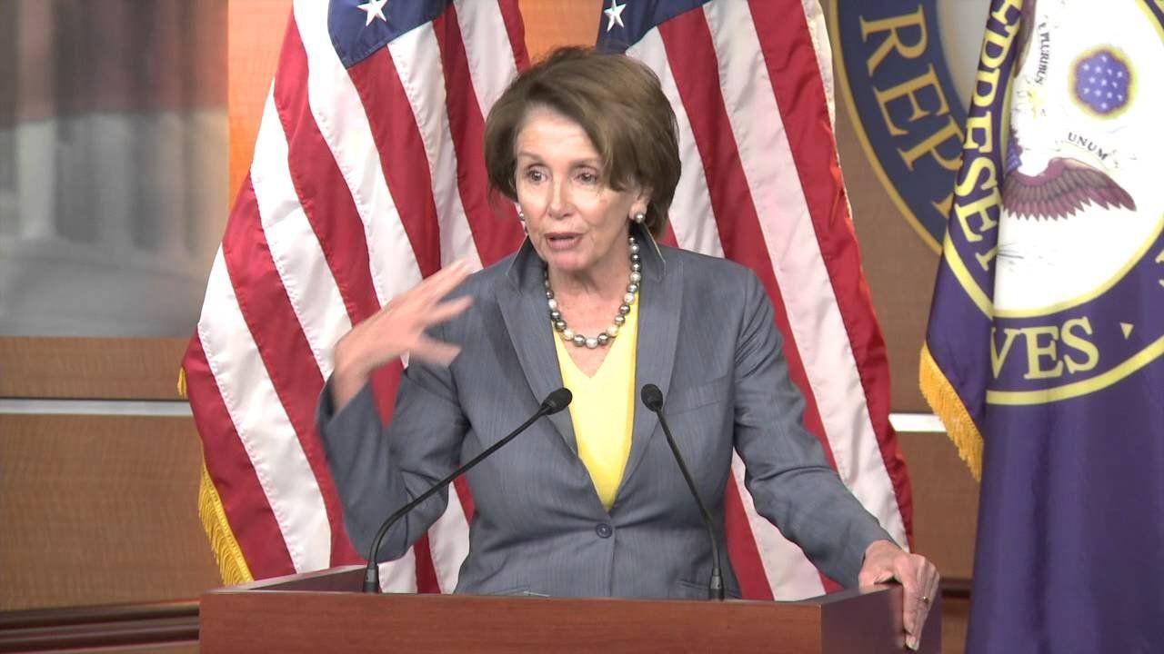 Pelosi defends leadership post