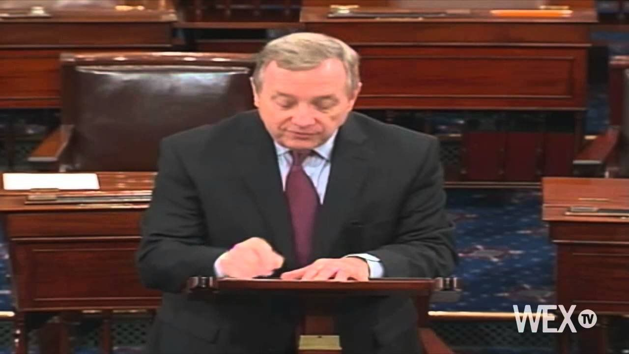 Durbin: 'Height of irresponsibility' not to fund DHS