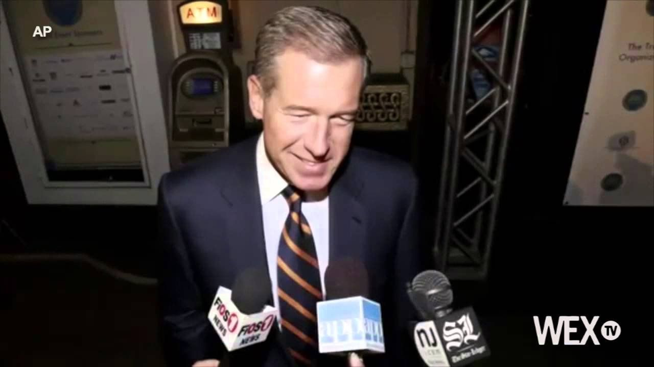 Four out of 10 Americans think Brian Williams should go