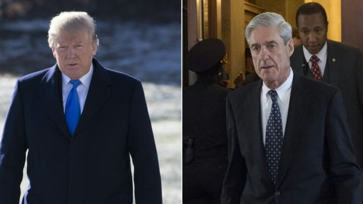 Is End of Russia Probe in Sight?